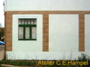 SandsteinScheinfenster